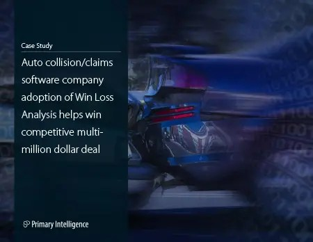 Case Study: Auto Collision & Claims Software Company