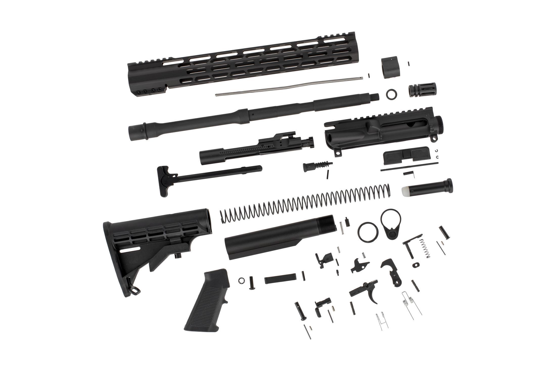 Tacfire Ar 15 Build Kit Minus Lower
