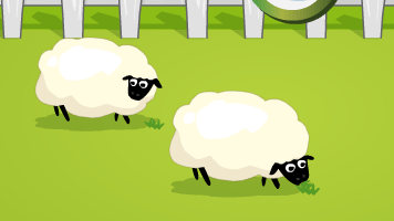 Count The Sheep PrimaryGames Play Free Online Games