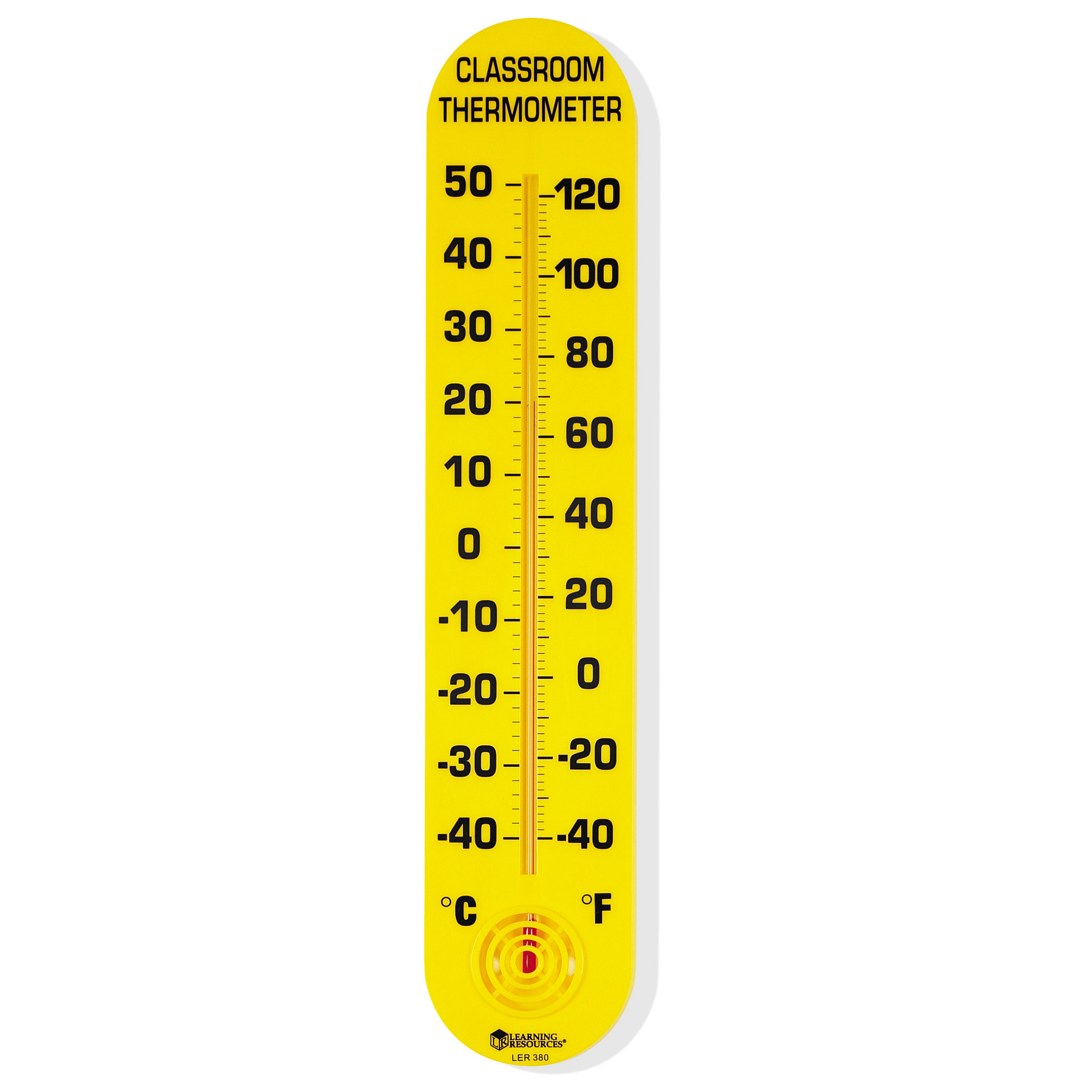 Classroom Thermometer 38cm
