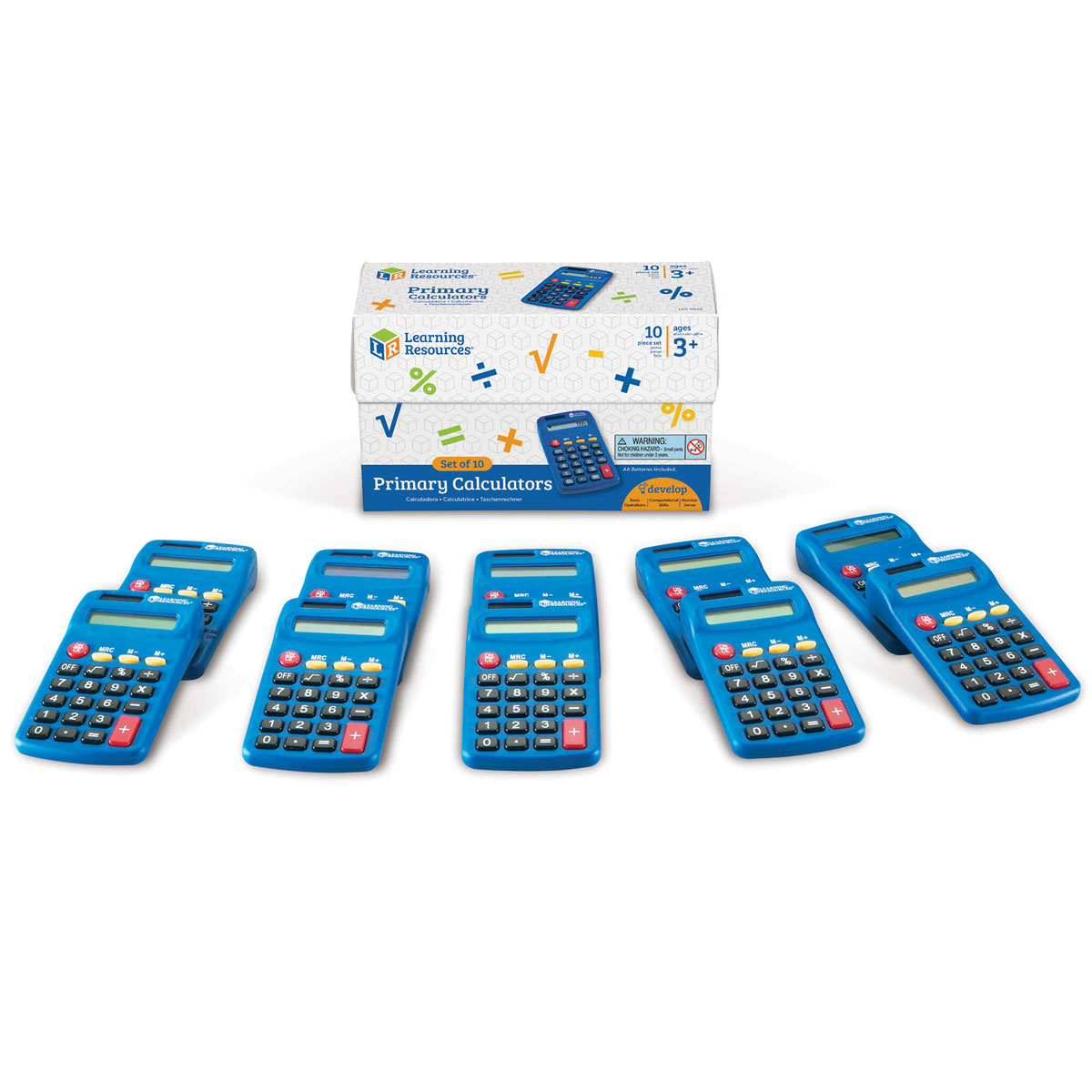 Buy Primary Calculators By Learning Resources