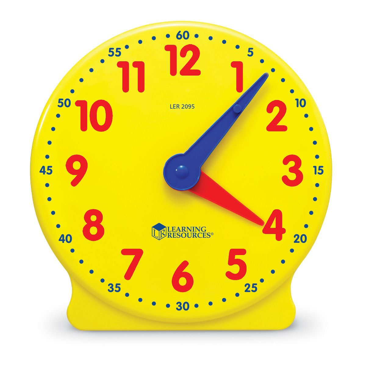 Big Time 12 Hour Geared Student Clock