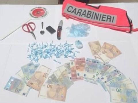 Cronaca Ragusa - Acate, blitz carabinieri in fattoria della droga, tre arresti