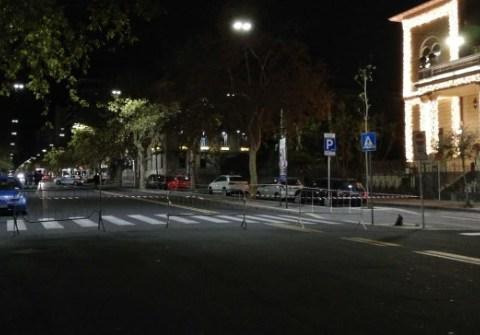 allarme bomba a Catania
