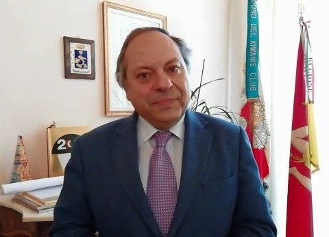 sindaco di Caltagirone Gino Ioppolo