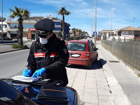 carabinieri di Ragusa