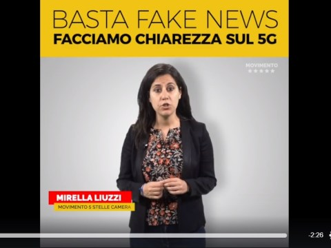 fake news sul 5G