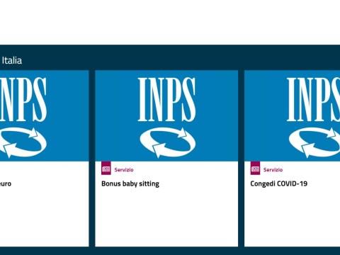 sito INPS non funziona