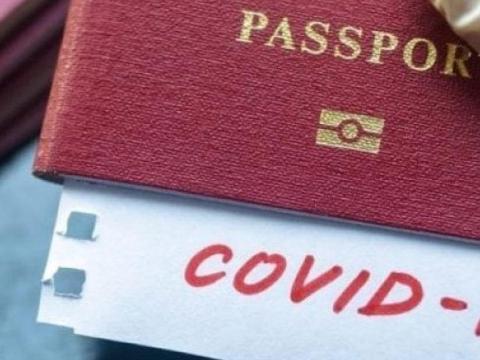 cos'è il passaporto sanitario