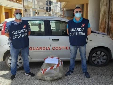 Controlli da parte dei militari della Capitaneria di porto di Pozzallo a Scoglitti e Macconi, trovato pesce non tracciabile in un ristorante