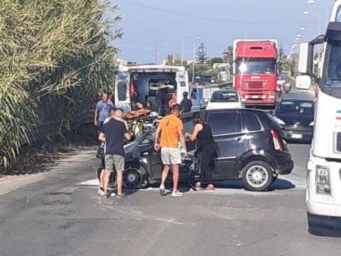 Incidente stradale nel Ragusano