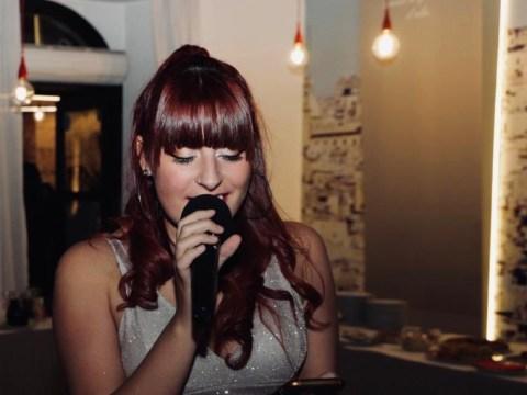 Caltagirone, Noemi Marcinnà in concerto all'UP Ascensore