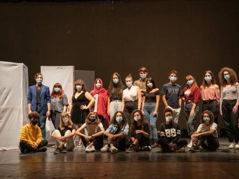 studenti istituto superiore Secusio vincono concorso nazionale Scrivere il teatro
