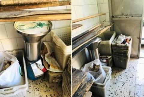 chiuso panificio a Ramacca, prodotti in cattivo stato di conservazione