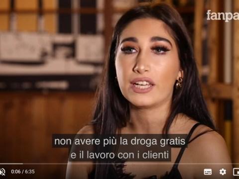 Caltagirone, modella Giulia Napolitano racconta feste segrete vescovi tra sesso e droga