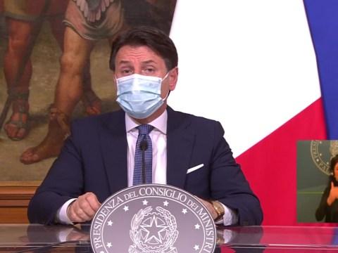 nuovo dpcm premier Conte