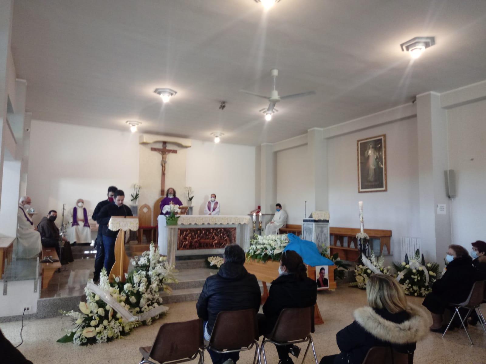 Funerali Fabio Firrincieli