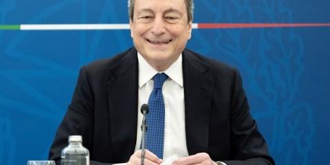 Decisione oggi di Draghi su eliminazione coprifuoco in ZONA GIALLA