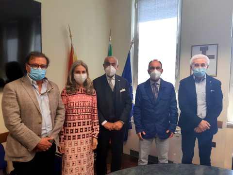Sinergia fra Asp di Catania e di Enna per il reparto di Cardiologia di Caltagirone. Siglata dai manager delle due Aziende la convenzione.