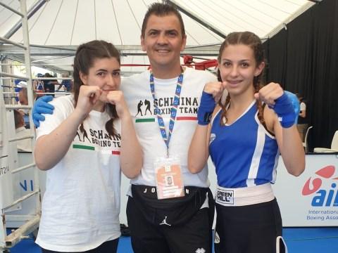 Boxe, che ragazze! Sicilia domina grazie a Schininà e Luli. Prossima settimana indosseranno la maglia azzurra, in vista dei Campionati Europei.