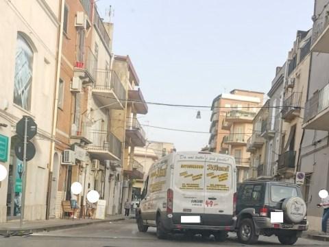Caltagirone, ancora un altro incidente nell'incrocio maledetto, tra via Madonna della Via e via Escuriales.