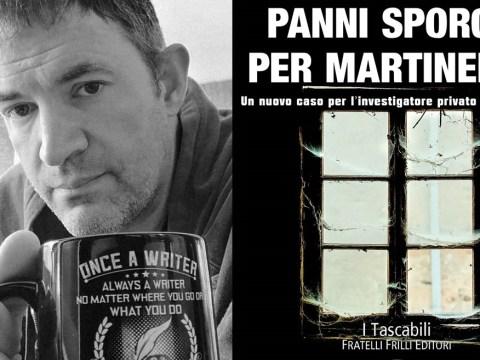 Panni sporchi per Martinengo, nuova indagine per l'investigatore privato delle Langhe. Questa volta deve avere a che fare con la sua famiglia.