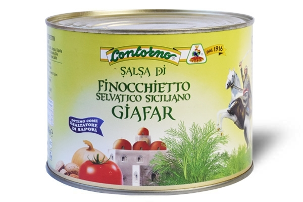 0001586 salsa di finocchietto siciliano giafar 0