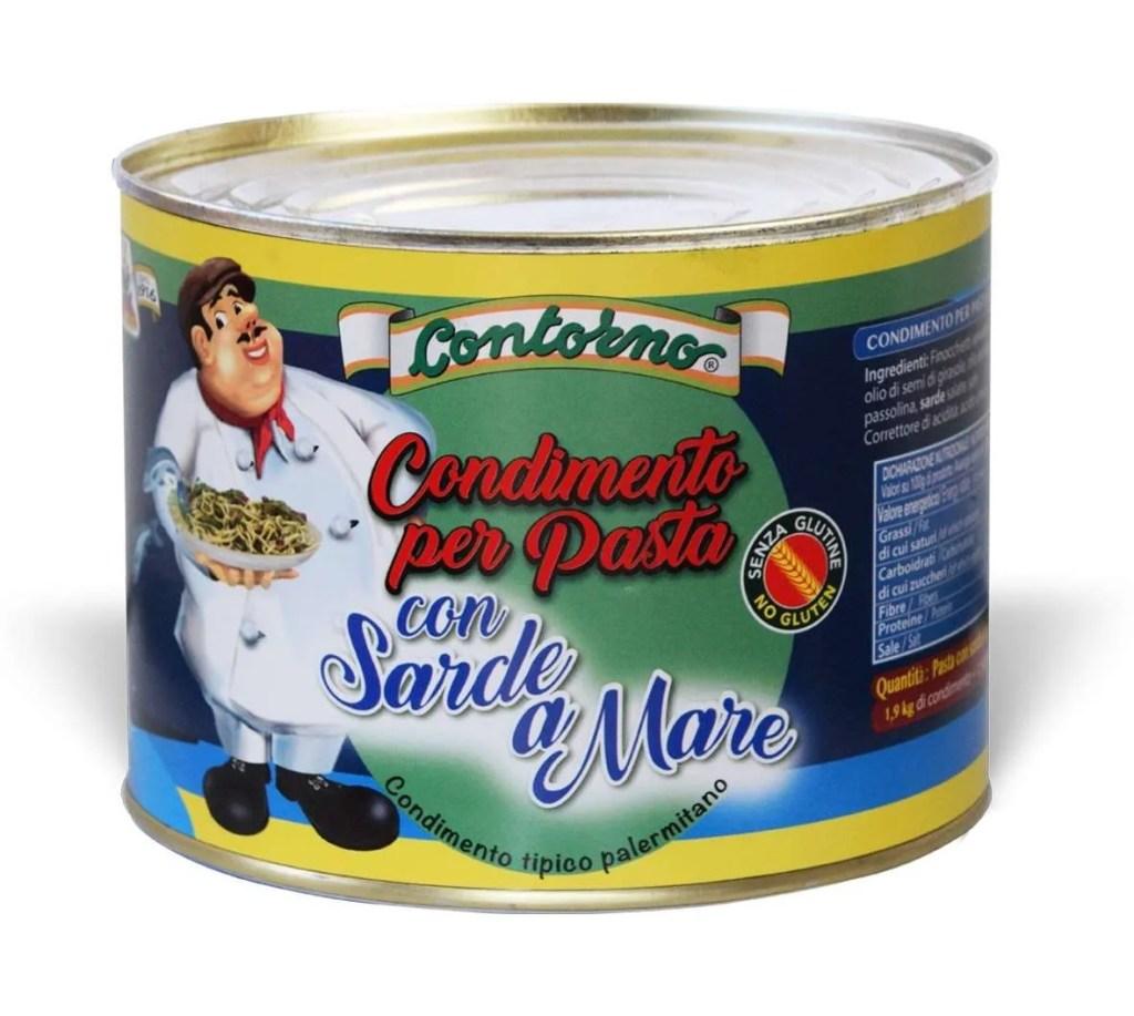 0001616 condimento per pasta con sarde a mare 0