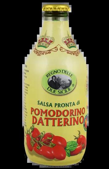 0001626 salsa pronta di pomodorino datterino regno delle due sicilie 0