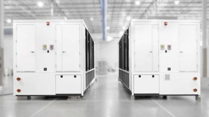 Containerized Movable Data Center