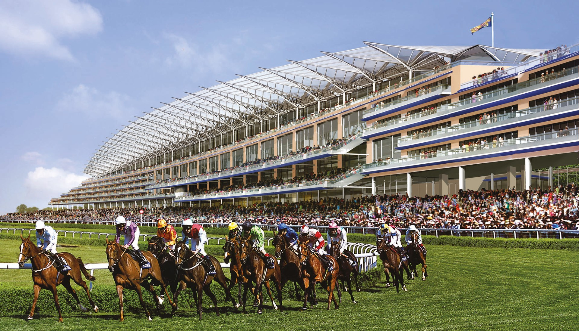 Royal Ascot Races 2021