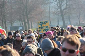 vrouwen demo den haag 009