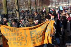 vrouwen demo den haag 022
