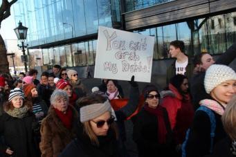 vrouwen demo den haag 031
