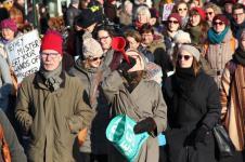 vrouwen demo den haag 032