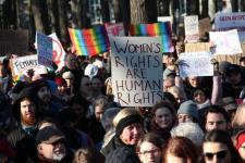 vrouwen demo den haag 054