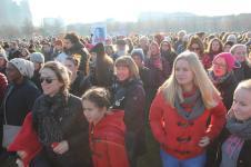 vrouwen demo den haag 086