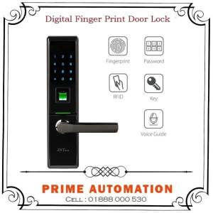 Digital Finger Print Door Lock