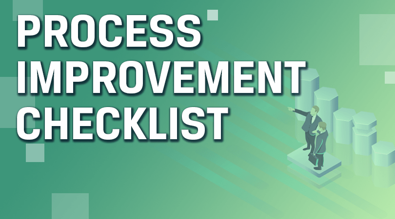 Process Improvement Initiatives
