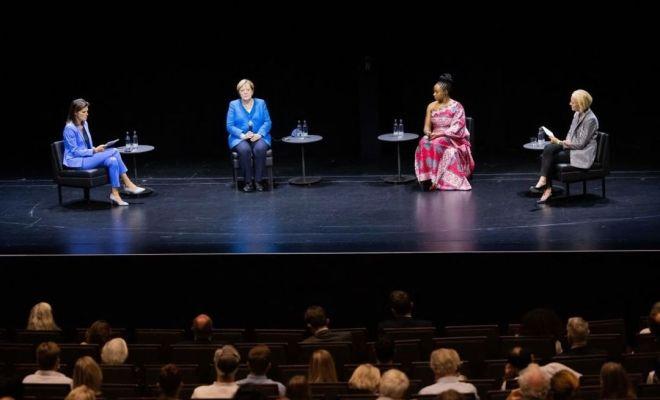We Should All Be Feminists – Angela Merkel -