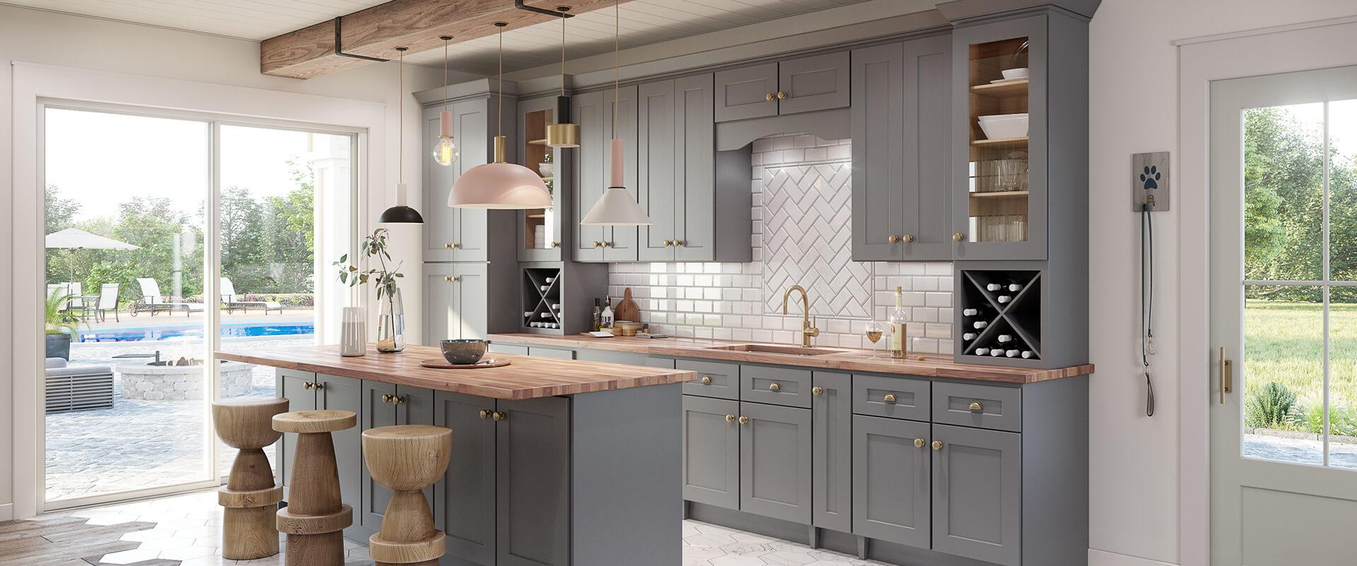 Grey Kitchen Cabinets For Sale Light Dark Grey Kitchen Cabinets Prime Cabinetry