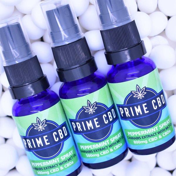 cbd-Spray-Peppermint