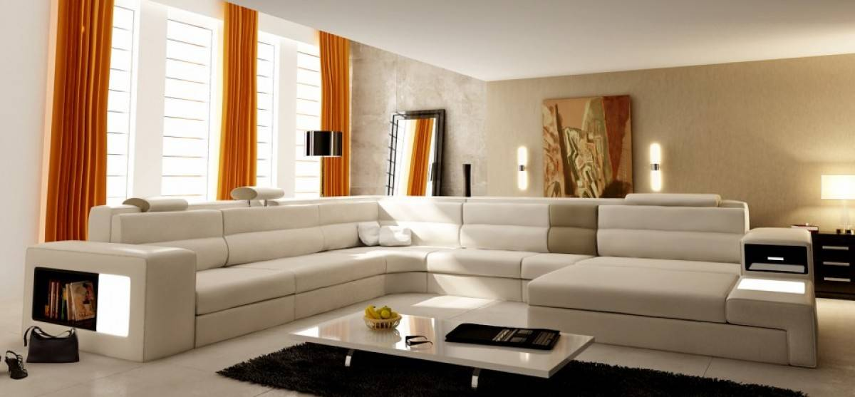Extra Large Sectional Sofas Chaise
