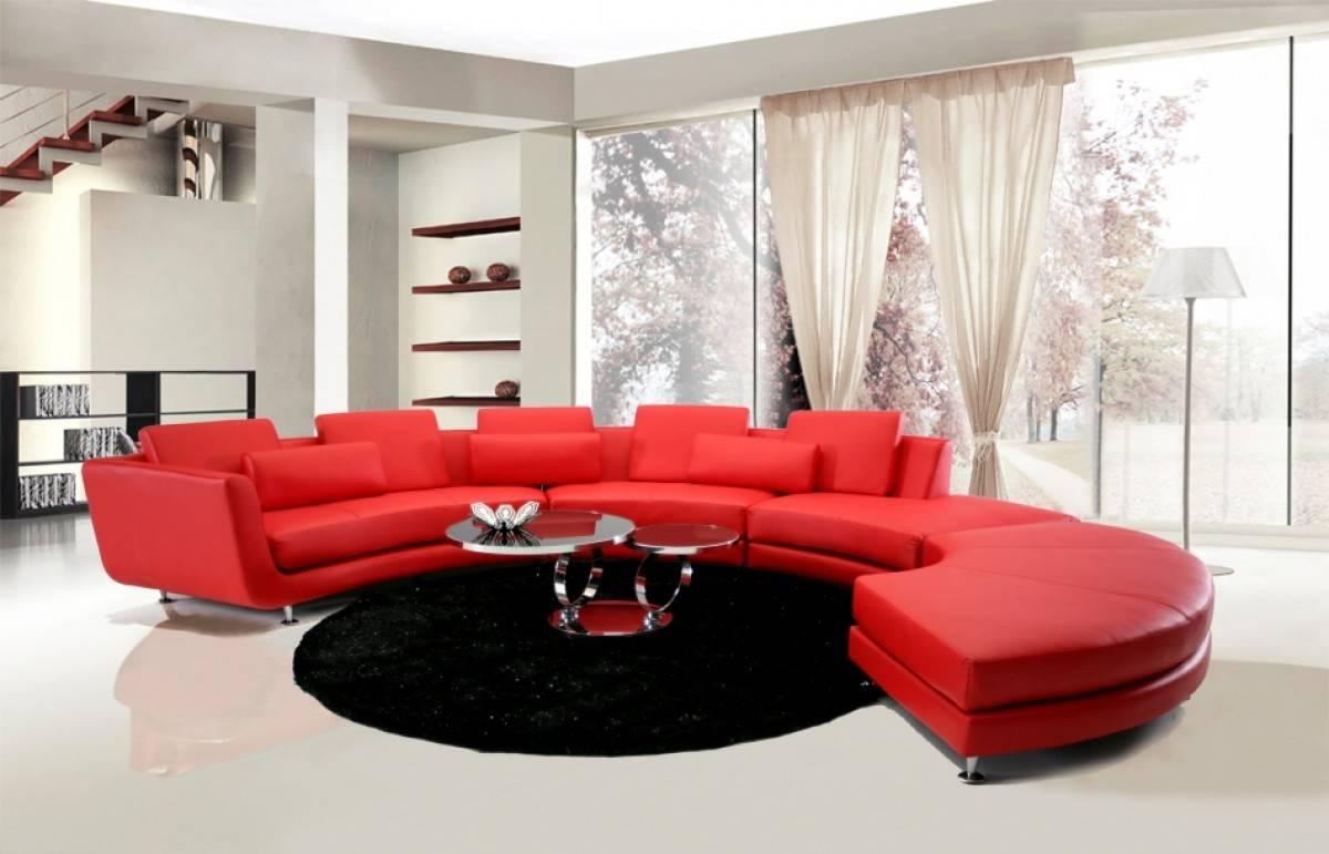 luxury italian top grain leather sectional sofa