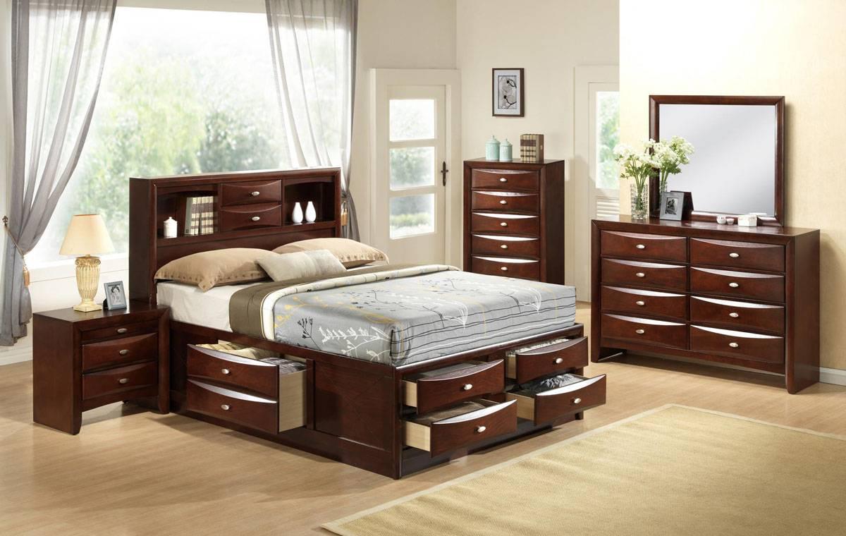 interesting bedroom set storage drawers