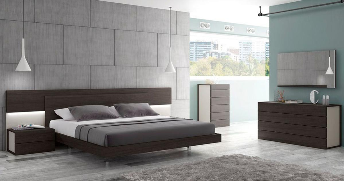 Graceful Wood Modern Contemporary Bedroom Designs feat Light Kansas     Bedroom Sets Collection  Master Bedroom Furniture
