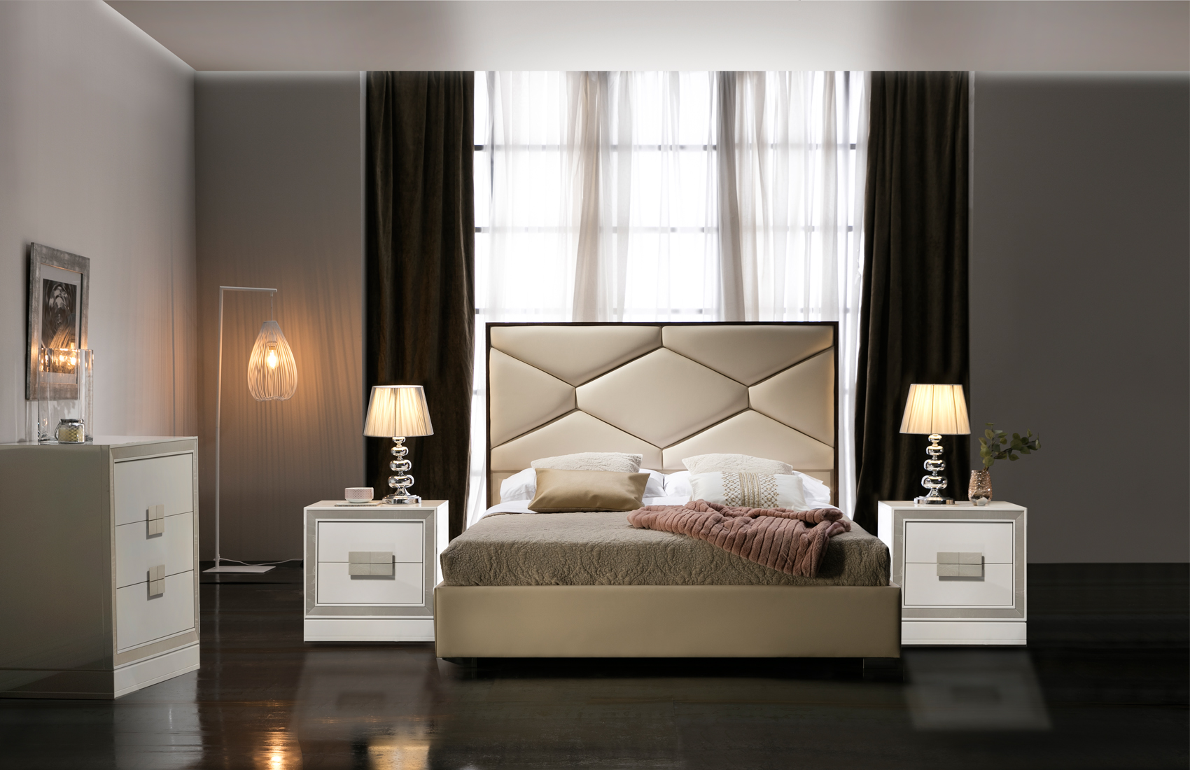 Secondhand furniture can be a great investment if you know which brands to buy. Leather Headboard High End Bedroom Furniture New York New ...
