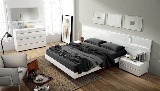 Made in Spain Quality Modern Contemporary Bedroom Designs ...