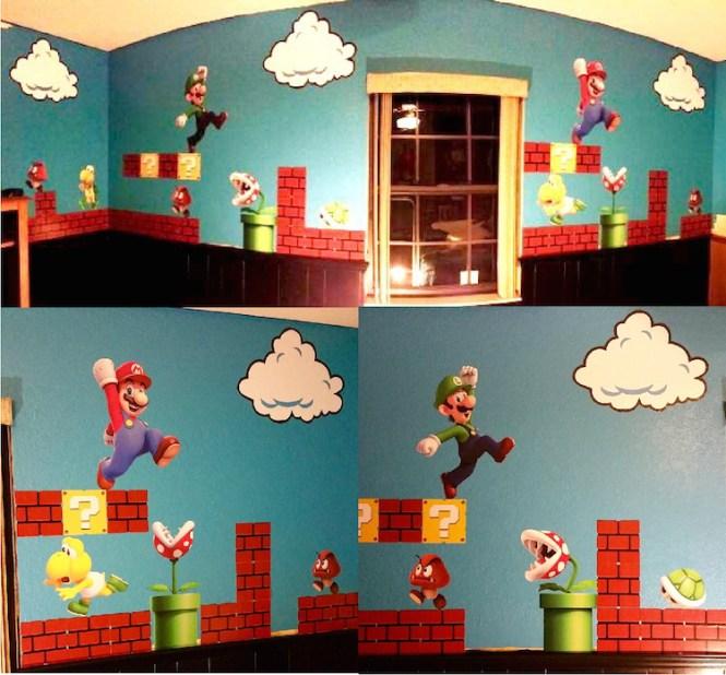 Super Mario Wallpaper For Bedroom. Super Mario Wallpaper For Bedroom   Bedroom Style Ideas