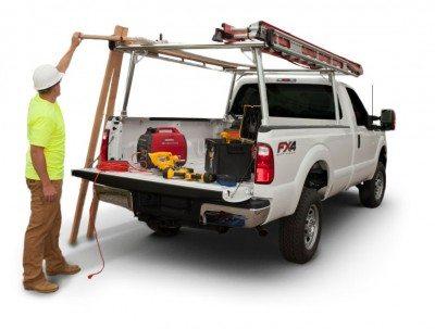 lightweight aluminum ladder racks for